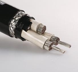 0.6,1KV 乙丙橡胶绝缘耐泥浆海工电缆 P1,P8 RFOU 3X50